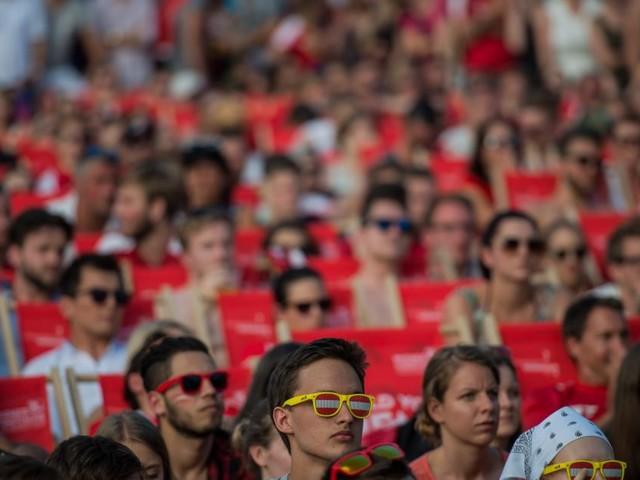 Von Wien bis Tirol: Wo Public Viewing zur Fußball-EM möglich ist