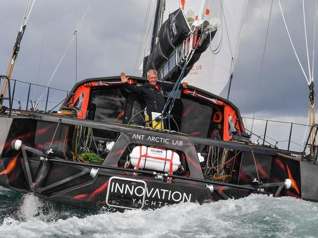 Rekordversuch: In 84 Tagen alleine um die Welt segeln