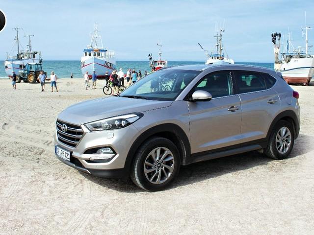 ba11ac1e9b0526 BILDplus Inhalt     Dauertest Hyundai Tucson - Problemloser geht SUV kaum!