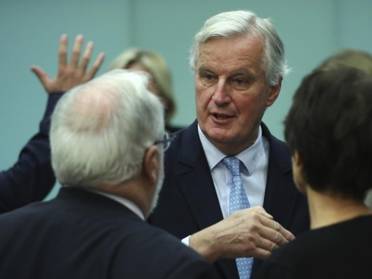 Brüssel - Brexit-Verhandlungen dauern an - Mehrwertsteuer offenbar Knackpunkt