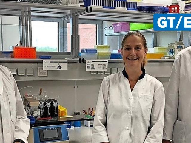 Immognost stellt in Göttingen Corona-Tests für Impfschutz her