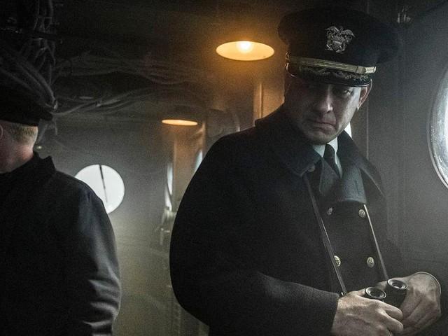 """Auf AppleTV+ - Neuer Film """"Greyhound"""": Tom Hanks geht auf die Jagd nach deutschen U-Booten"""