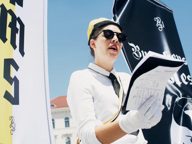München: Provokation, Demo oder Satire? Weibliche Burschenschaft will Freistaat Klitoria ausrufen