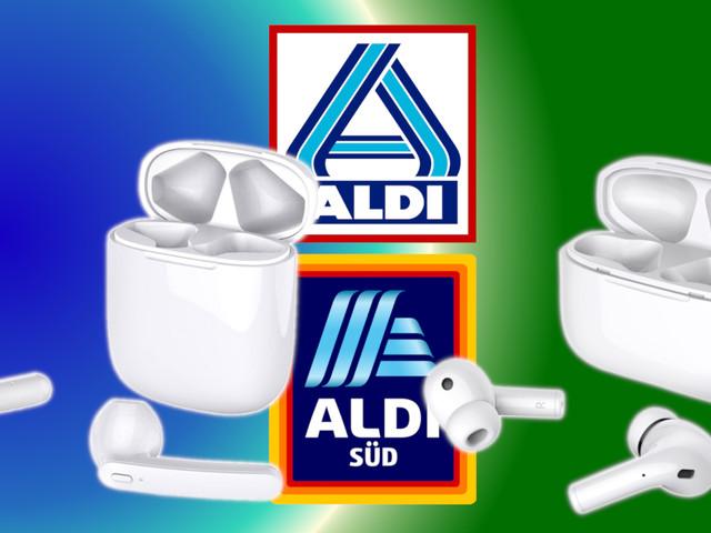 True Wireless-Kopfhörer bei Aldi: So gut ist der In-Ear-Deal