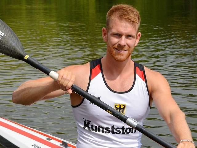 Kasseler Felix Frank paddelt zu WM-Gold -Sarah Brüßler holt Silber