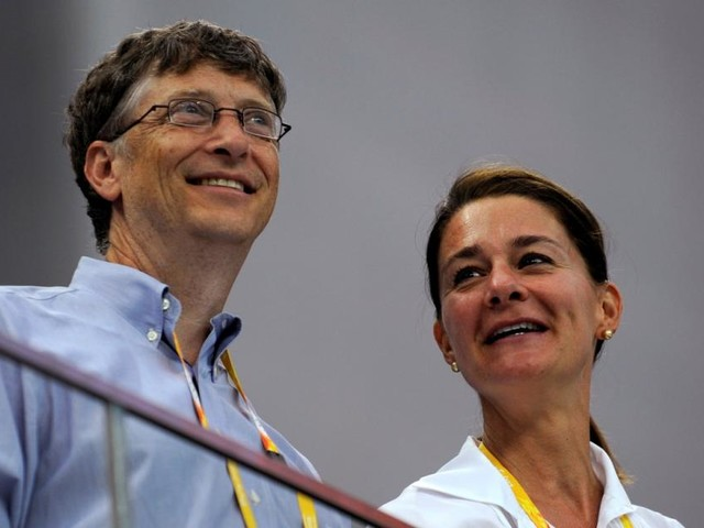 Urlaub mit der Ex - und andere pikante Details über Bill Gates' Ehe