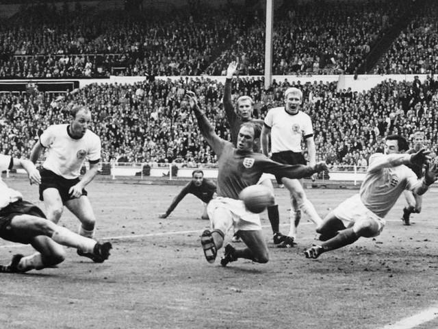 WM-Triumph 1966: So sah die Welt bei Englands letztem Titel aus