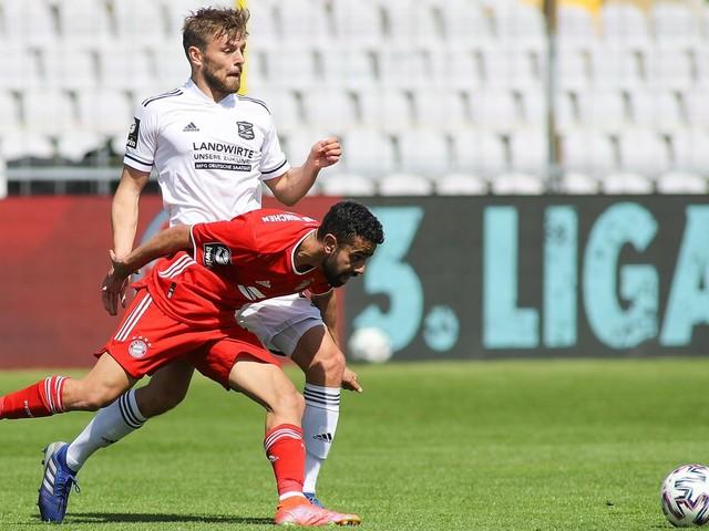 Sport: 3. Liga: Haching zieht FC Bayern II mit in den Sumpf