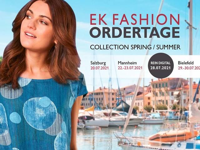 EK Fashion Ordertage präsentieren neue Impulse für den stationären Handel