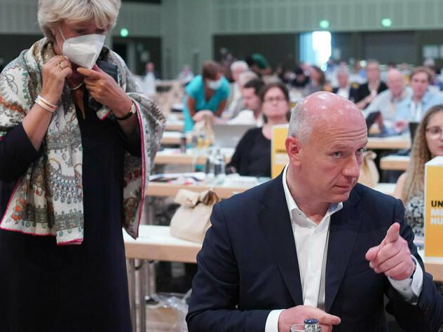 Landesparteitag der Berliner CDU: Alles ist drin