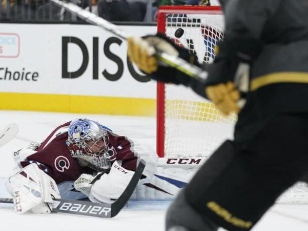 NHL: Playoff-Aus für Grubauer: Avalanche scheitern an Las Vegas