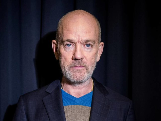 Ex-R.E.M.-Sänger Michael Stipe: Wir müssen den Greta Thunbergs zuhören, aber auch den älteren Menschen