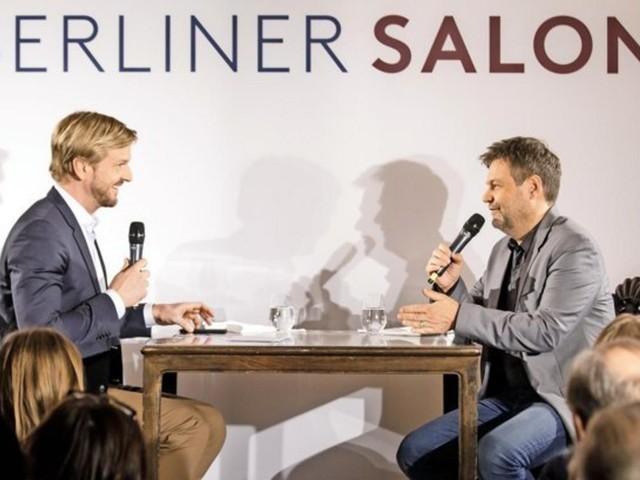 """Im Video: Best of """"Berliner Salon"""" mit Robert Habeck"""