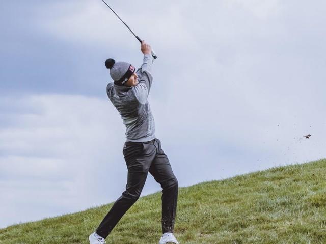 Golf: Schwab nach eisigem Kampf-Auftakt 20. in Atzenbrugg