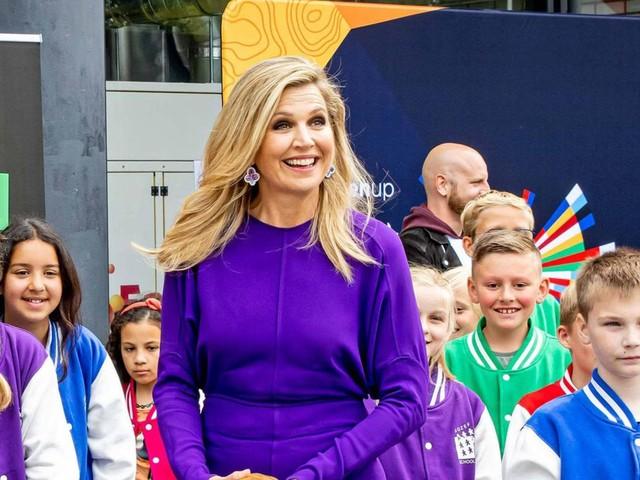 Fashion-Looks: Königin Máxima ist der Star des Sommershootings