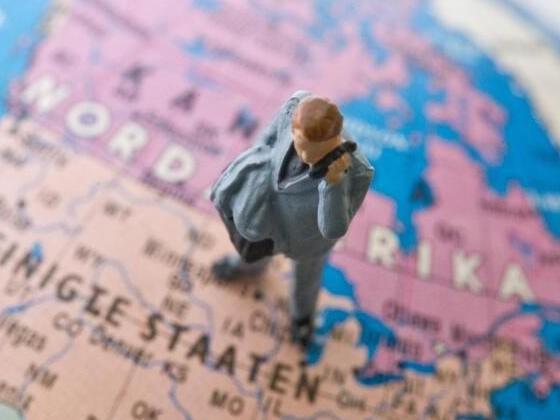 Neuer Auslandsjob: Für jede zweite Führungskraft eine Option