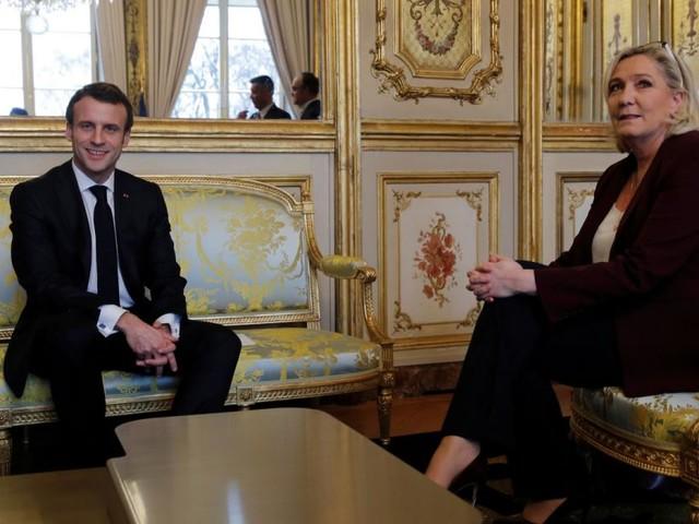 Die Entteufelung der Marine Le Pen