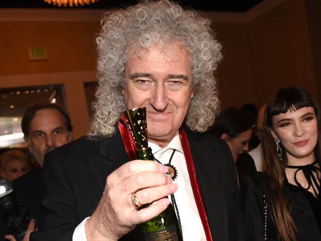 """Brian May rechnet nach Preisregen für """"Bohemian Rhapsody"""" mit Kritikern ab"""