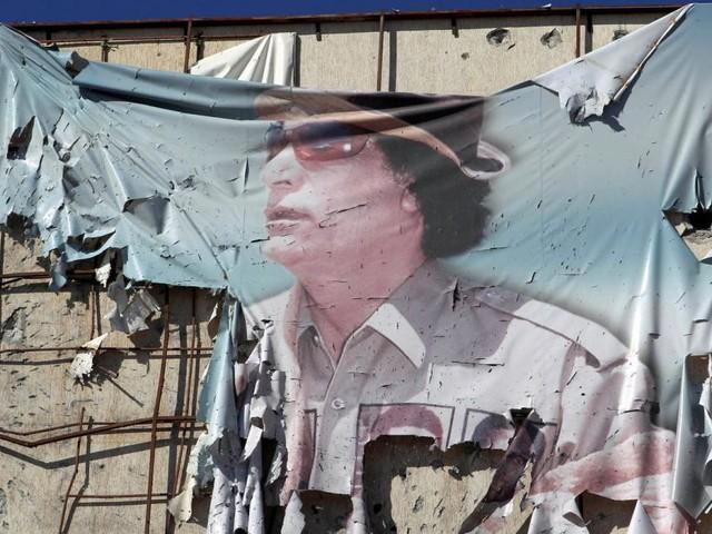 Womit Gaddafi recht behielt