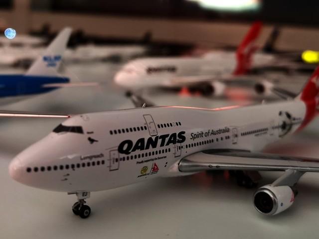 Boeing verliert viel Geld, verkündet das nahende Ende des Jumbojets 747