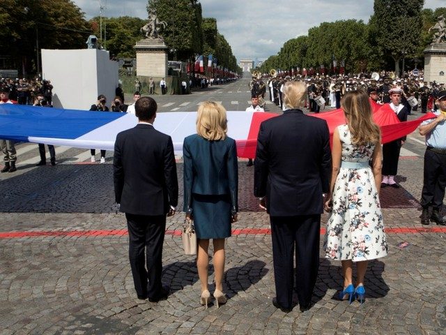 Keine Militärparade für Donald Trump: No Tschingderassabum