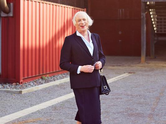 Wir graturilieren: Georgine Kellermann wird 64.