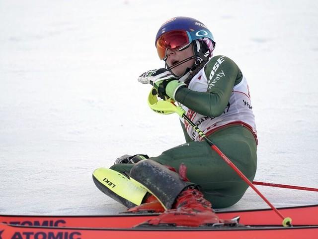 Shiffrin schreibt Ski-Geschichte: Vierter Slalom-Titel in Serie