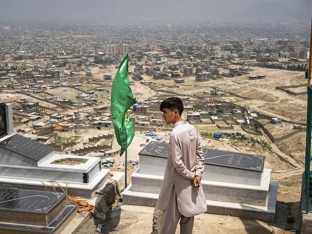 Afghanistan: Kabul, eine Stadt in Angst