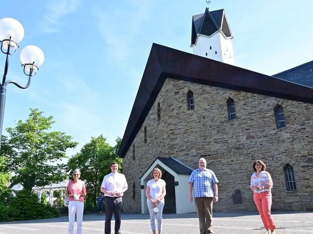[GA+] Kölner Erzbischof kommt zum Maria-Rosenfest: Wie Buschhoven sich auf Kardinal Woelki vorbereitet
