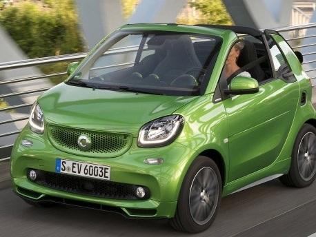 Fahrbericht Smart Fortwo Cabrio electric drive