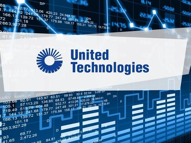 United Technologies-Aktie Aktuell - United Technologies notiert mit 1,1 Prozent Verluste