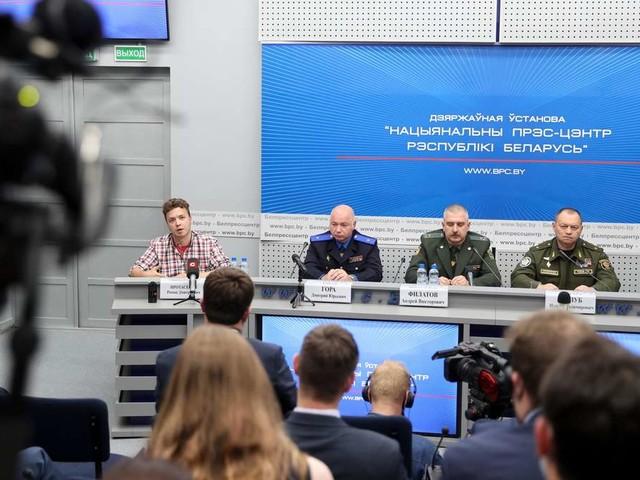 Irritierender Fernseh-Auftritt von Roman Protassewitsch: Häftling offenbar massiv unter Druck gesetzt