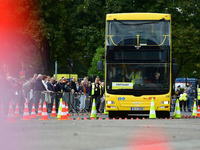 Bus-EM: Stuttgart ist Europameister