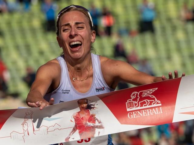 Leichtathletik: Sieg dahoam