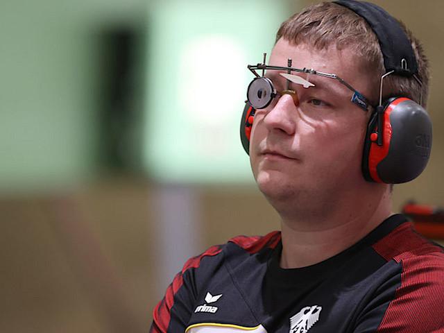 Olympia: Reitz verpasst Medaille mit der Schnellfeuerpistole