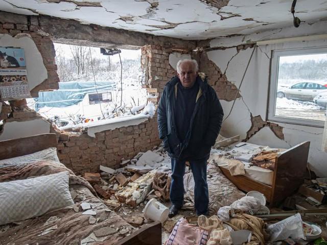 """Kroatien: """"Die Erdbeben sind schlimmer als Krieg"""""""