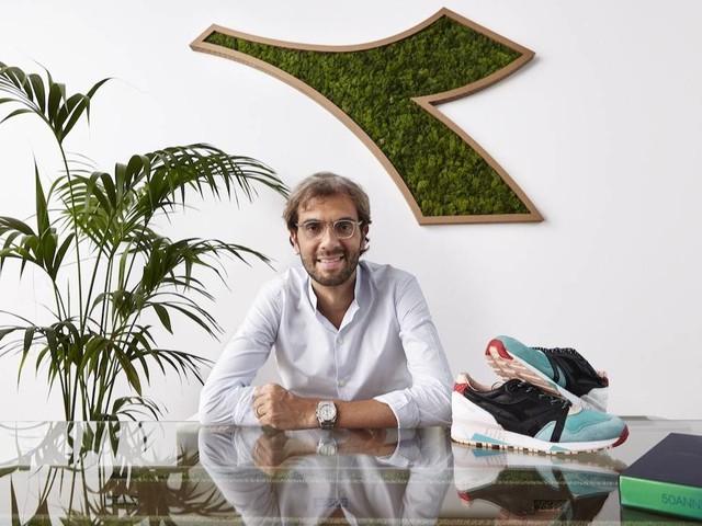 """Diadora-Vorsitzender Enrico Moretti Polegato: """"Nachhaltigkeit muss etwas sein, das man ist, nicht etwas, das man tut"""""""