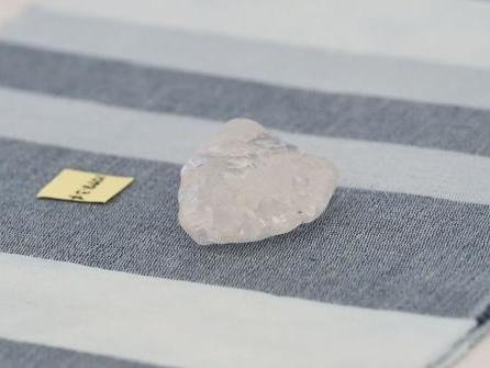 Glitzersteine - Riesendiamant in Botsuana entdeckt