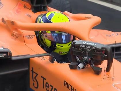 """Formel 1: McLaren McLaren-Teamchef: """"Hätten Lando überstimmen können"""""""