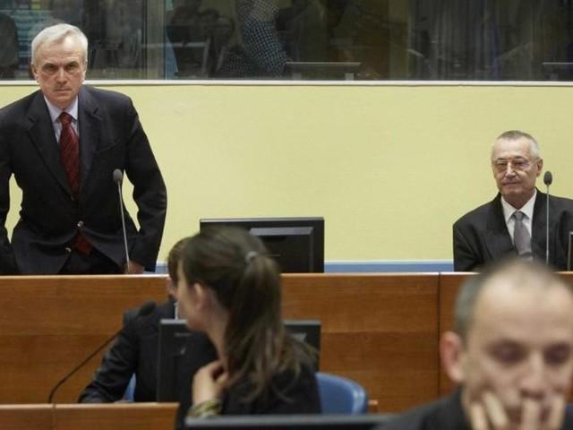 Lange Haftstrafen für serbische Ex-Sicherheitschefs