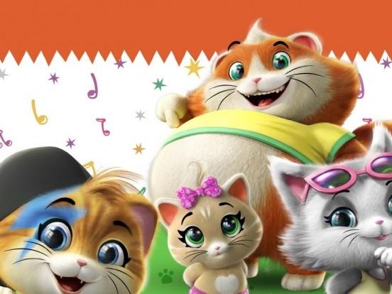 """""""44 Cats"""" im Stream und TV: Wie geht es in Folge 48 der Animationsserie weiter?"""