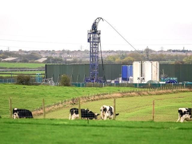 Umstrittene Technik: Erdbeben erschüttern Fracking-Region in Großbritannien
