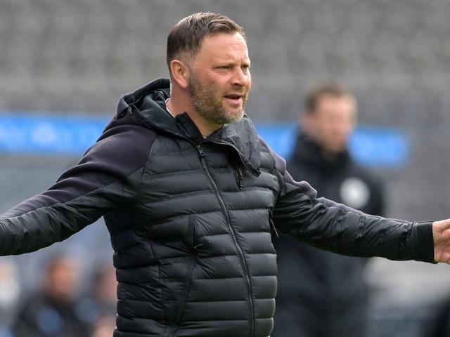 Trainer und Stürmer positiv: Corona erwischt Hertha hart im Abstiegskampf