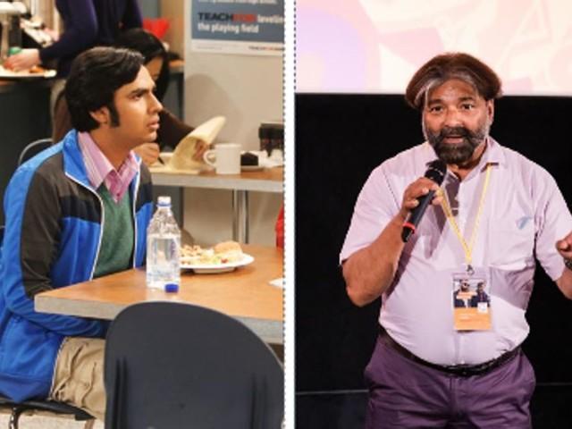 """Rajvinder Singh und die """"Big Bang Theory"""": Die Stimme von Dr. Raj"""