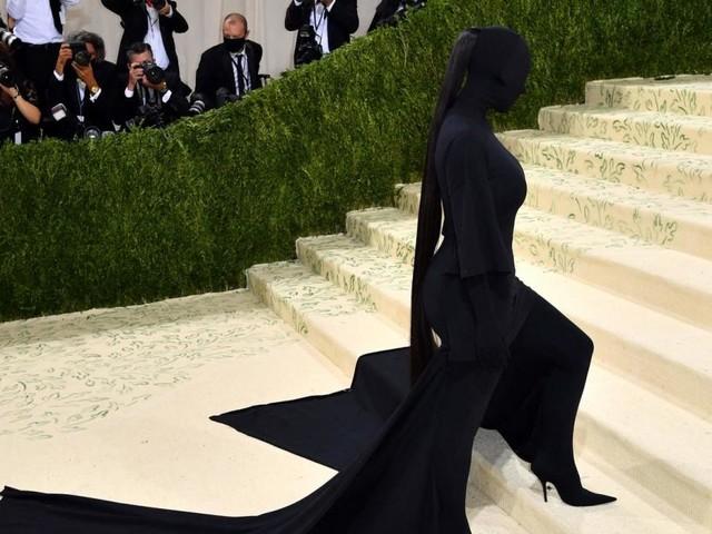 Kim Kardashian blätterte für Met-Gala-Frisur ein Vermögen hin
