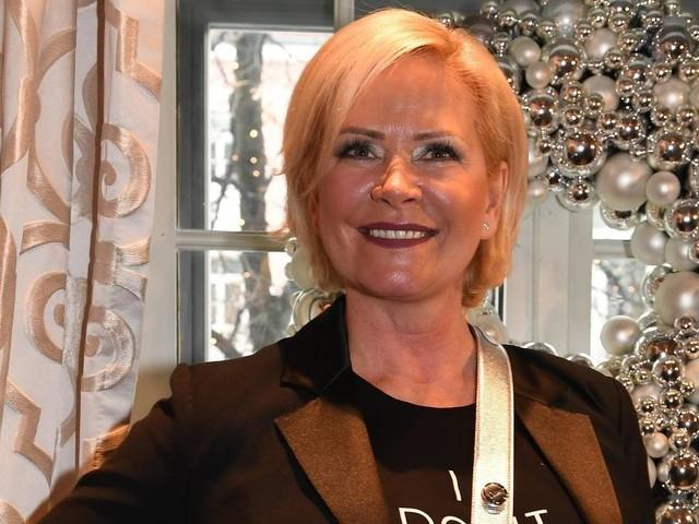 Claudia Effenberg hat einen neuen Look