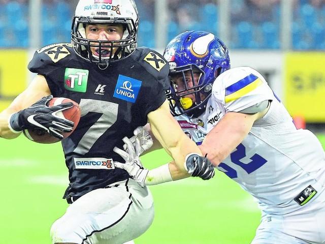 AFL-Finale: Vikings wollen den perfekten Abschluss