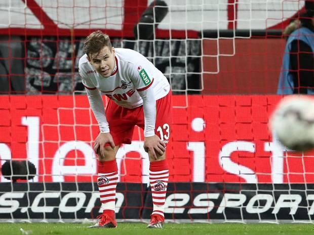 Spielvorbereitungen des 1. FC Köln: Louis Schaub ist noch nicht wieder einsatzfähig