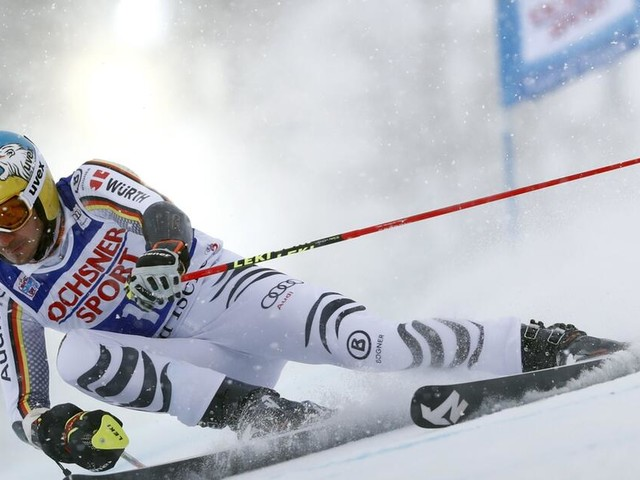 Riesenslalom von Val d'Isère: Schwieriger Tag für Felix Neureuther und Stefan Luitz