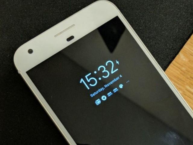 Pixel 2: Always on Display lässt sich auf alten Google-Geräten aktivieren